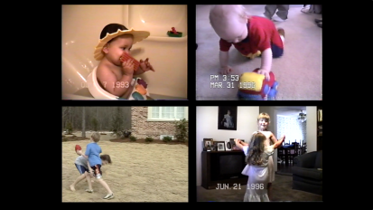 HOME VIDEOS : Jacob + Kelly